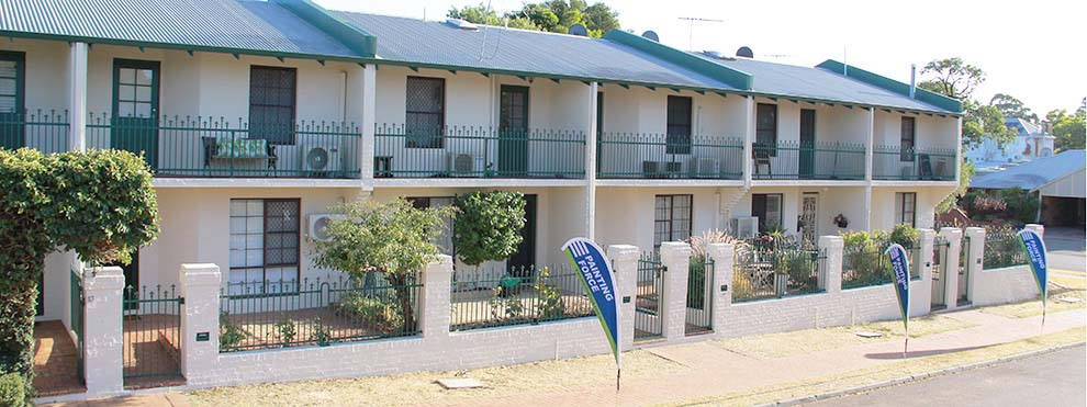 strata property painting perth